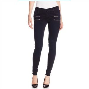 JAMES JEANS Twiggy Crux Double Front Zip Jeans